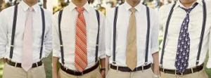 Ties and suspenders